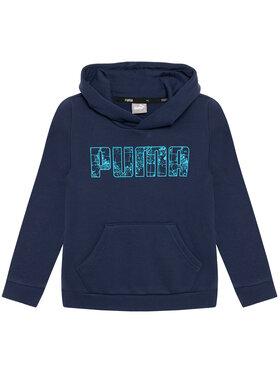 Puma Puma Sweatshirt Ka 583236 Bleu marine Regular Fit