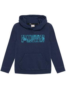 Puma Puma Sweatshirt Ka 583236 Dunkelblau Regular Fit