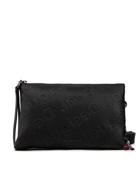 Desigual Desigual Τσάντα 21WAXP87 Μαύρο