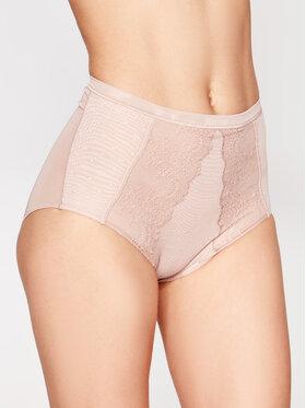SPANX SPANX Klasické nohavičky s vysokým pásom Spotlight on Lace 10218R Béžová