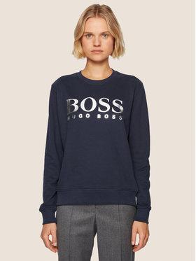 Boss Boss Sweatshirt C-Elaboss 50436776 Dunkelblau Regular Fit