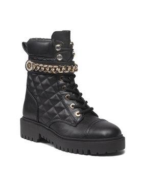 Guess Guess Outdoorová obuv FL8ODS ELE10 Čierna