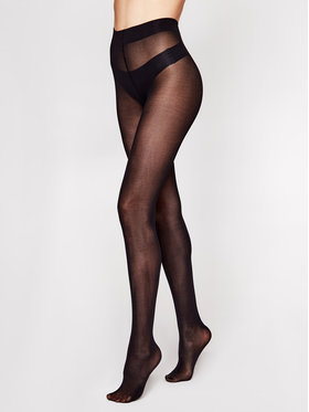 DeeZee DeeZee Collants femme 1WB-013-AW20 Noir
