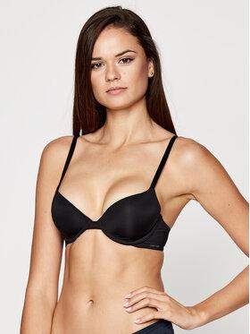 Calvin Klein Underwear Calvin Klein Underwear Σουτιέν με μπανέλα Lighty Lined Demi 000QF9005E Μαύρο