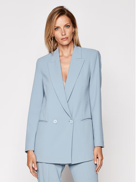 Pinko Pinko Blazer Bavarese 20201 BLK01 G14UP 7624 Blau Regular Fit