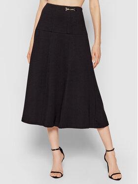 Trussardi Trussardi Trapez suknja 56G00174 Crna Regular Fit
