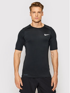 Nike Nike Techniniai marškinėliai Pro BV5631 Juoda Tight Fit