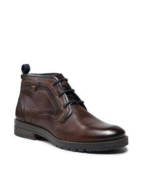 Wrangler Wrangler Boots Boogie Chukka WM12050A Marron