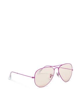 Ray-Ban Ray-Ban Okulary przeciwsłoneczne 0RB3025 9224T5 Różowy