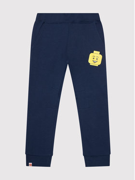 LEGO Wear LEGO Wear Pantaloni da tuta 12010071 Blu scuro Regular Fit