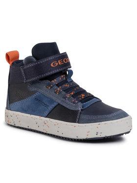 Geox Geox Laisvalaikio batai J Alonisso B. C J042CC 022BU C0659 S Tamsiai mėlyna