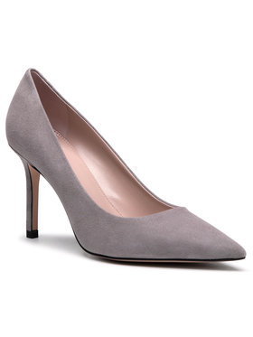 Hugo Hugo Обувки на ток Ines Pump 85-S 50435215 10199283 01 Сив