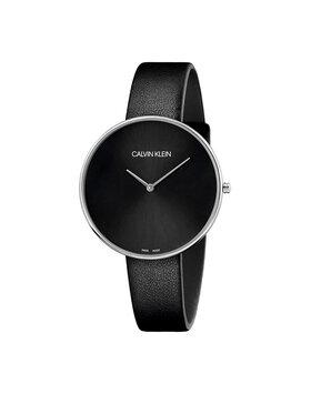 Calvin Klein Calvin Klein Часовник Lady K8Y231C1 Черен