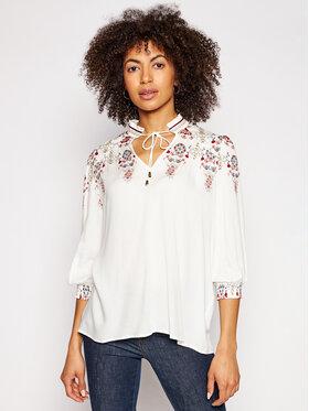 Desigual Desigual Bluza Indira 21SWBW49 Biały Regular Fit
