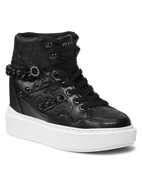 Guess Guess Sneakers FL8ARY SMA12 Negru