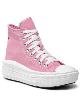 Converse Converse Sneakers Ctas Move Hi 568795C Rose