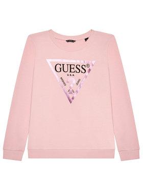 Guess Guess Bluză J74Q10 KAUG0 Roz Regular Fit