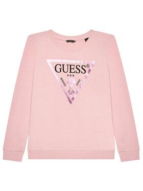 Guess Guess Sweatshirt J74Q10 KAUG0 Rosa Regular Fit