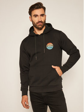 Billabong Billabong Sweatshirt Twin Pines U1HO09 BIF0 Noir Core Fit