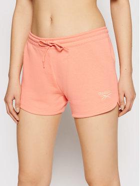Reebok Reebok Pantaloncini sportivi Identity GI6604 Rosa Slim Fit