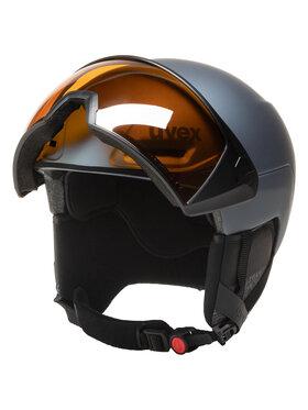 Uvex Uvex Kask narciarski Hlmt 700 Visor 5662375003 Szary