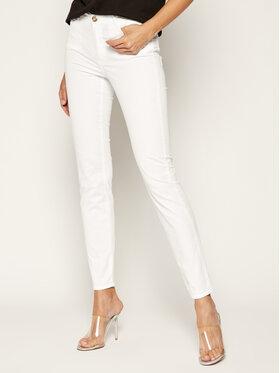 Trussardi Jeans Trussardi Jeans jeansy_skinny_fit 56J00002 Balta Skinny Fit