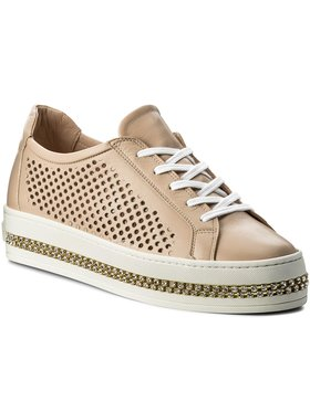 Baldinini Baldinini Sneakersy 898734XDOME989898 Beżowy