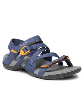 Teva Teva Sandale W Ascona Sport Web 1116647 Tamnoplava