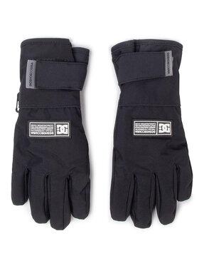 DC Lyžiarske rukavice EDJHN03015 Čierna