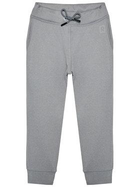 Reima Reima Spodnie dresowe Pehmyt 526325B Szary Regular Fit