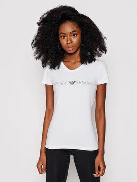 Emporio Armani Underwear Emporio Armani Underwear T-Shirt 163321 1P227 00010 Bílá Regular Fit