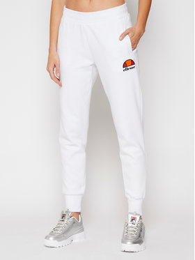Ellesse Ellesse Jogginghose Queenstown SGC07458 Weiß Regular Fit
