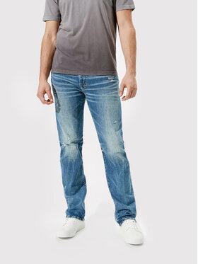 American Eagle American Eagle Jeansy 011-0115-5431 Niebieski Regular Fit
