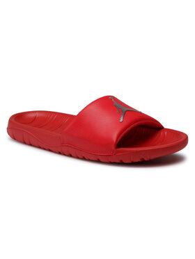 NIKE NIKE Klapki Jordan Break Slide AR6374 602 Czerwony