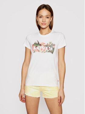 Levi's® Levi's® T-shirt Perfect 17369-1265 Blanc Regular Fit
