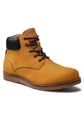 Levi's® Levi's® Šnurovacia obuv 233839-975-74 Žltá