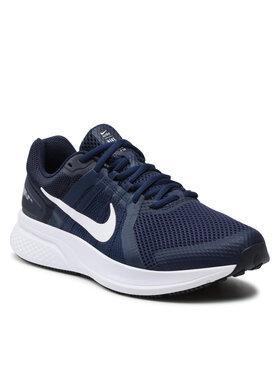 Nike Nike Batai Run Swift 2 CU3517 400 Tamsiai mėlyna