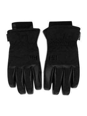 Helly Hansen Helly Hansen Lyžařské rukavice All Mountain Glove 67461-990 Černá