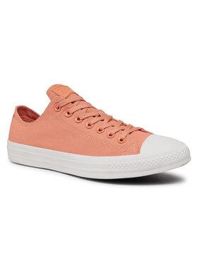 Converse Converse Кецове Ctas Ox 163307C Оранжев