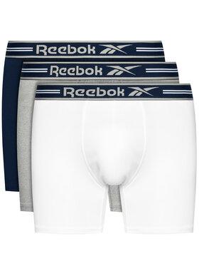 Reebok Reebok Set di 3 boxer Tolan F8310 Multicolore