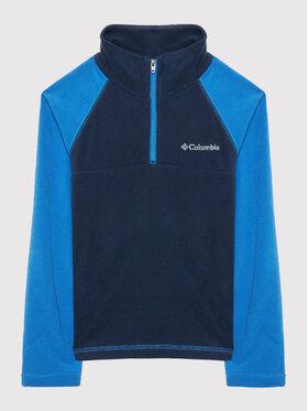 Columbia Columbia Fleecejacke Glacial™ 1557965 Dunkelblau Regular Fit
