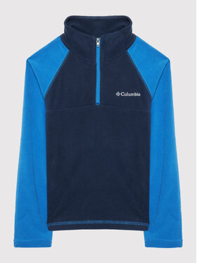 Columbia Columbia Fleecová mikina Glacial™ 1557965 Tmavomodrá Regular Fit