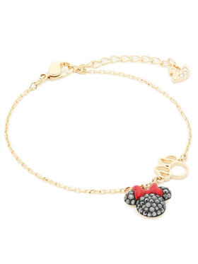 Swarovski Swarovski Armband Minnie 5566690 Goldfarben