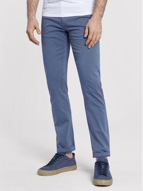 Vistula Vistula Pantaloni din material Baldwin XA1298 Bleumarin Slim Fit