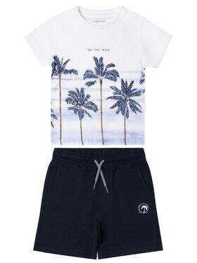 Mayoral Mayoral Set T-Shirt und Shorts 3621 Bunt Regular Fit