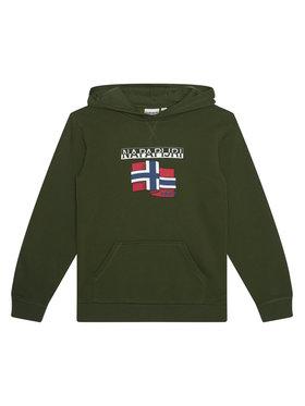 Napapijri Napapijri Sweatshirt K Birex H NP0A4EQ1 D Vert Regular Fit