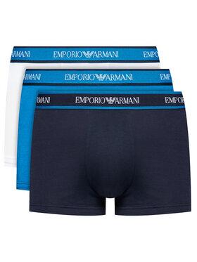 Emporio Armani Underwear Emporio Armani Underwear Set 3 perechi de boxeri 111357 1P717 23434 Colorat