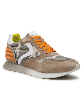 Voile Blanche Voile Blanche Sneakersy Liam Power 0012015677.02.1D02 Brązowy