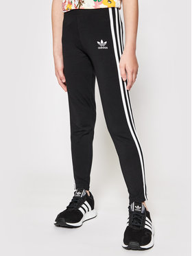 adidas adidas Leggings Tights Collants ED7737 Schwarz Slim Fit