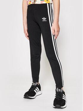 adidas adidas Legginsy Tights Collants ED7737 Czarny Slim Fit